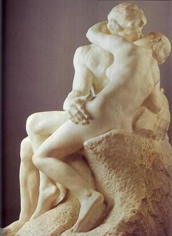 Rodin-Kiss-red