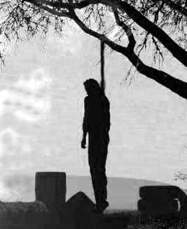 Man-hanging