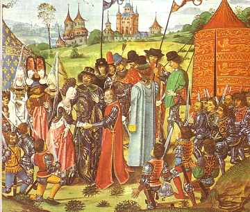 Le_mariage_d'Henri_V_et_de_Catherine_de_France_en_1420