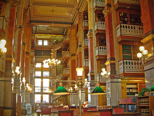 Library 3- State LIbrary of Iowa, Des Moines