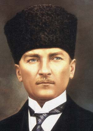 Turkey - Ataturk