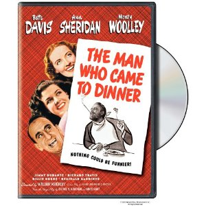 The Man who came to dinner DVD