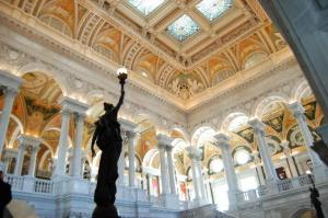 Library 2 - Library of Congress Thomas Jefferson Building