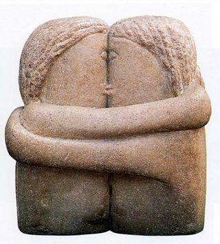 Human embrace