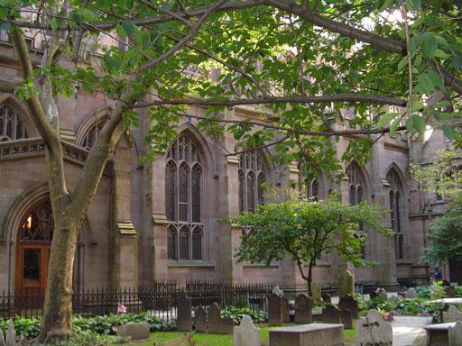 Gallatin Trinity Churchyard