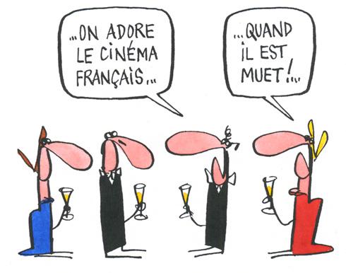 Cartoon (The Artist)
