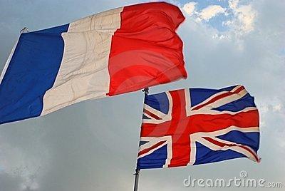 Wimbledon flags