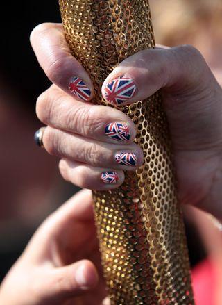 Vest fingernails cropped
