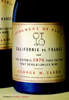 Wines judgement of paris