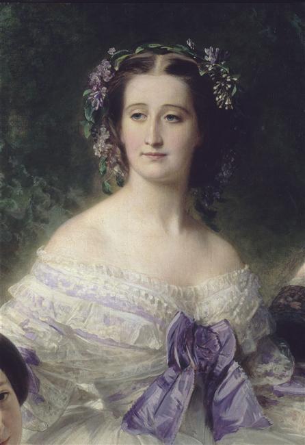 L_Imperatrice_Eugenie_site_Fontainebleau_evous