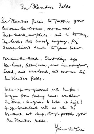 Flanders handwritten