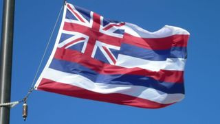 Cook - Hawaii flag