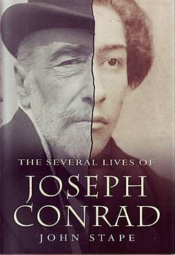 Conrade book cover