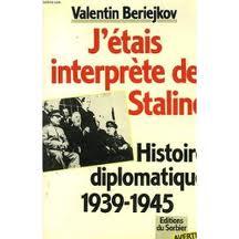 Stalin interpreter