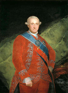 Charles IV Spain