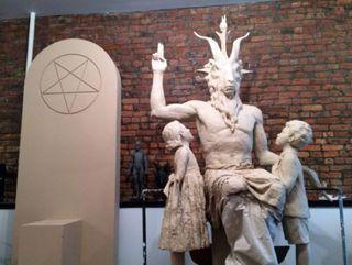 Baphomet satan