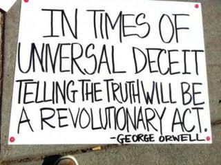 Orwell banner