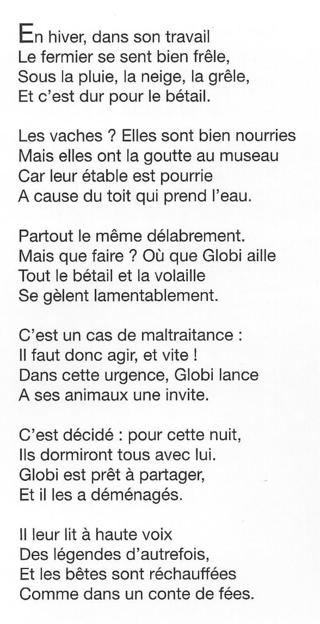 Elsa Globi verse