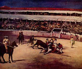 Manet taureau 2