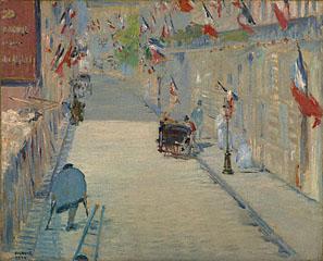 Manet rue mosnier