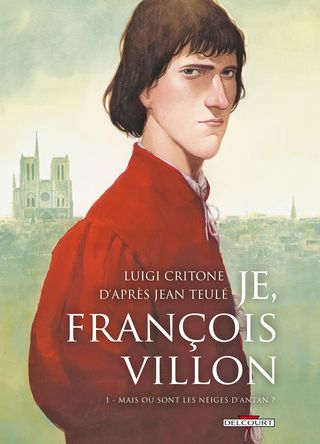 Villon book cover