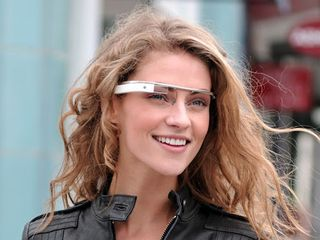 Google-glass model