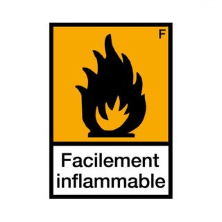 Flammable (French)