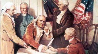 Baphomet framers of constitution