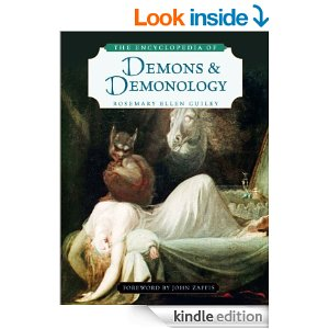 Baphomet Encyclopedia of Demons_