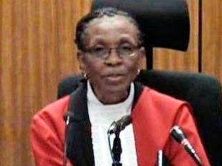 B judge