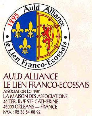 A auld alliance