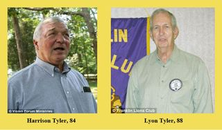 Tyler - 2 grandsons