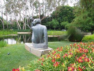 NortonSimon garden