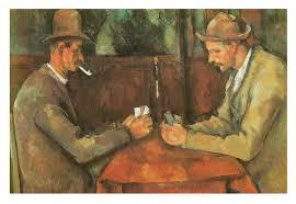 Norton Simon  Les joueurs de cartes de Paul Cézanne
