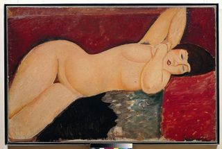 Modigliani nudo
