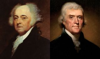Adams & Jefferson