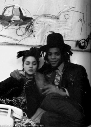 Basquiat Madonna