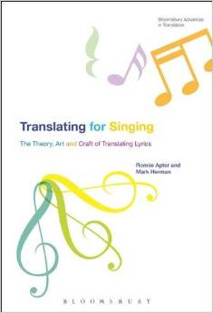 Translating for Singing
