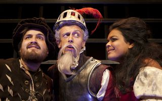 Mancha theatre