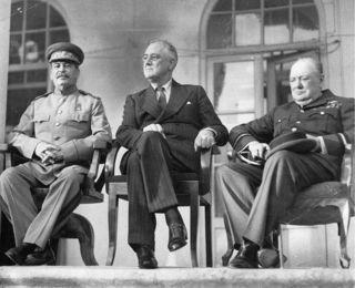 EUREKA Tehran_Conference,_1943