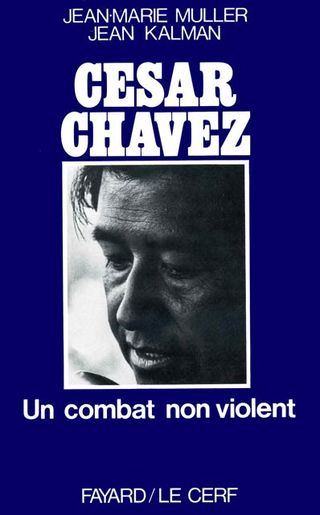 CESAR CHAVEZ cover