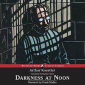 Koestler Drakness at Noon CD cover