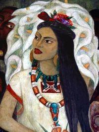 Malinche - Rivera
