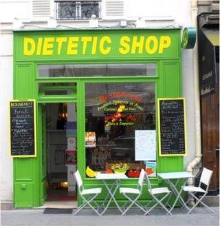 Dietetic Shop