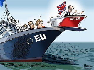 EU - Britain