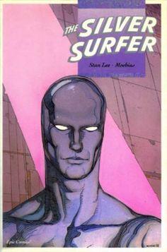 JW Silber Surfer