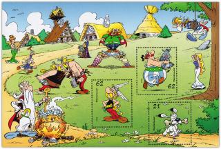 German Asterix