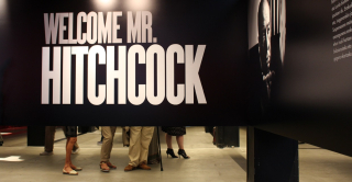 Welcome Mr. Hitchcock