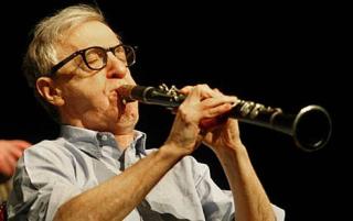 Woody clarinet