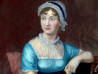 Austen portrait